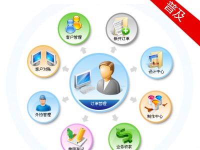 昊邦广告业务管理软件(普及版)