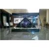 深圳厂家直销多媒体互动展柜  全息三维立体展柜 空中成影设备